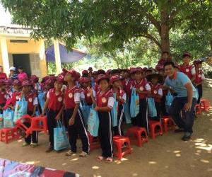 hoạt động từ thiện của công ty solartech